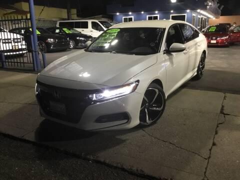 2019 Honda Accord for sale at LA PLAYITA AUTO SALES INC in South Gate CA