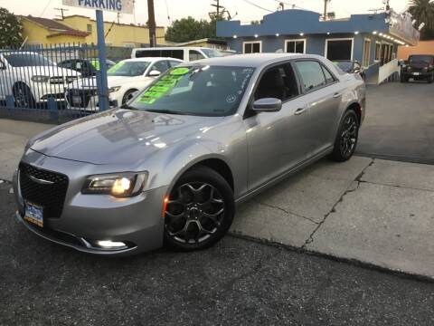 2018 Chrysler 300 for sale at LA PLAYITA AUTO SALES INC in South Gate CA