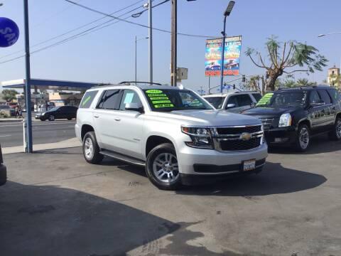 2015 Chevrolet Tahoe for sale at LA PLAYITA AUTO SALES INC - 3271 E. Firestone Blvd Lot in South Gate CA