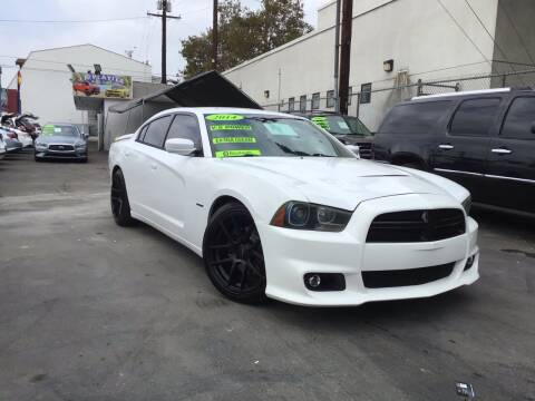 2014 Dodge Charger for sale at LA PLAYITA AUTO SALES INC - 3271 E. Firestone Blvd Lot in South Gate CA