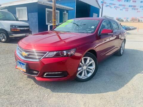 2019 Chevrolet Impala for sale at LA PLAYITA AUTO SALES INC - Tulare Lot in Tulare CA