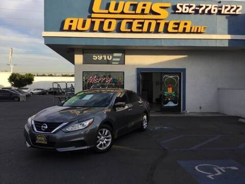 2017 Nissan Altima for sale at LA PLAYITA AUTO SALES INC - 3271 E. Firestone Blvd Lot in South Gate CA