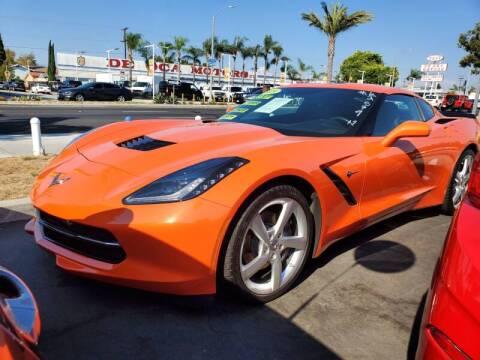 2019 Chevrolet Corvette for sale at LA PLAYITA AUTO SALES INC - 3271 E. Firestone Blvd Lot in South Gate CA