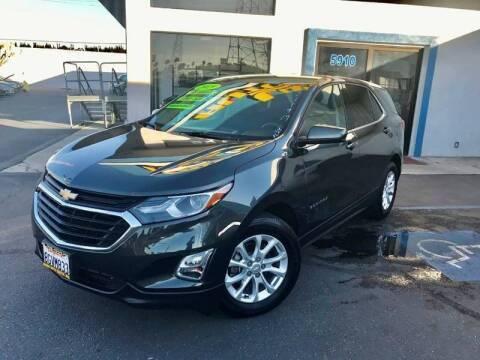 2019 Chevrolet Equinox for sale at LA PLAYITA AUTO SALES INC - 3271 E. Firestone Blvd Lot in South Gate CA