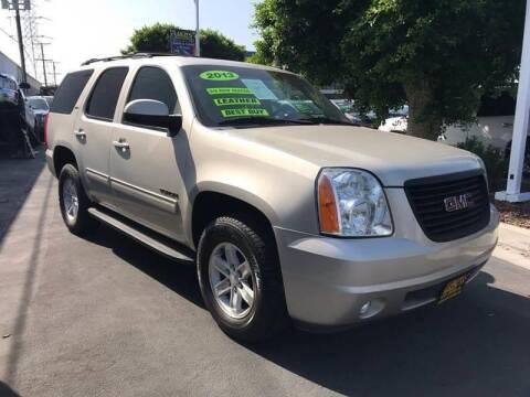 2013 GMC Yukon for sale at LA PLAYITA AUTO SALES INC - 3271 E. Firestone Blvd Lot in South Gate CA