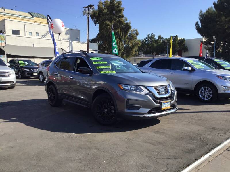 2017 Nissan Rogue for sale at LA PLAYITA AUTO SALES INC - 3271 E. Firestone Blvd Lot in South Gate CA