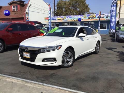 2018 Honda Accord for sale at LA PLAYITA AUTO SALES INC - 3271 E. Firestone Blvd Lot in South Gate CA