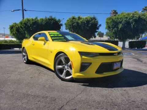 2017 Chevrolet Camaro for sale at LA PLAYITA AUTO SALES INC - 3271 E. Firestone Blvd Lot in South Gate CA