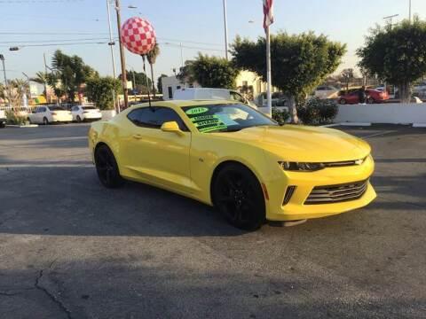 2018 Chevrolet Camaro for sale at LA PLAYITA AUTO SALES INC - 3271 E. Firestone Blvd Lot in South Gate CA