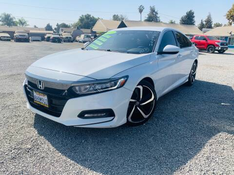 2018 Honda Accord for sale at LA PLAYITA AUTO SALES INC - Tulare Lot in Tulare CA