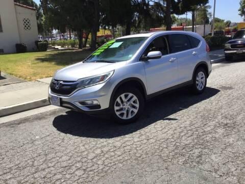 2016 Honda CR-V for sale at LA PLAYITA AUTO SALES INC - 3271 E. Firestone Blvd Lot in South Gate CA