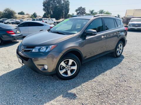 2015 Toyota RAV4 for sale at LA PLAYITA AUTO SALES INC - Tulare Lot in Tulare CA