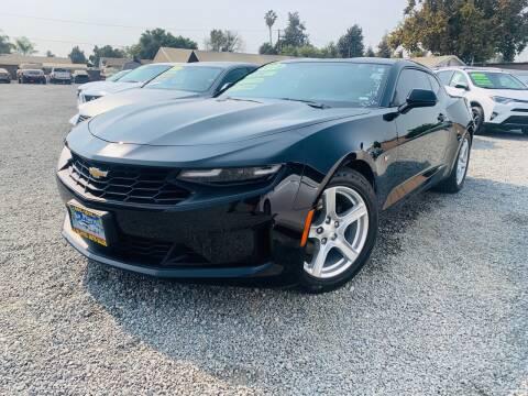 2019 Chevrolet Camaro for sale at LA PLAYITA AUTO SALES INC - Tulare Lot in Tulare CA