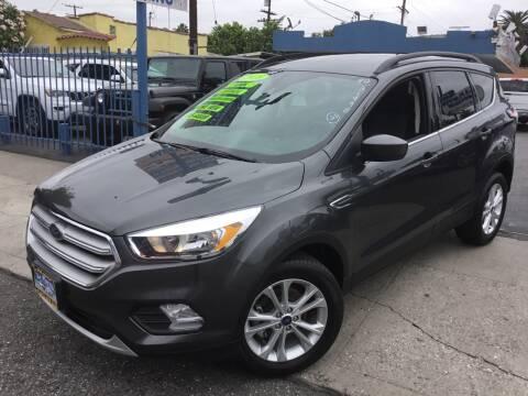 2018 Ford Escape for sale at LA PLAYITA AUTO SALES INC in South Gate CA