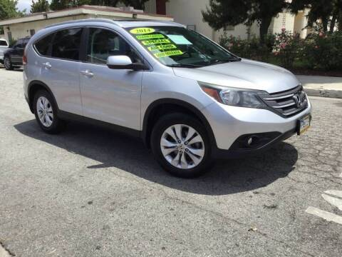 2014 Honda CR-V for sale at LA PLAYITA AUTO SALES INC - 3271 E. Firestone Blvd Lot in South Gate CA