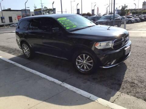 2017 Dodge Durango for sale at LA PLAYITA AUTO SALES INC - 3271 E. Firestone Blvd Lot in South Gate CA