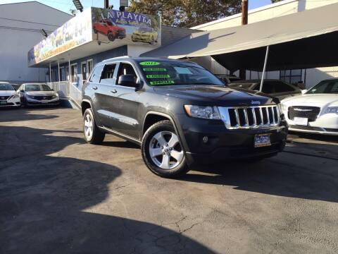 2011 Jeep Grand Cherokee for sale at LA PLAYITA AUTO SALES INC - 3271 E. Firestone Blvd Lot in South Gate CA