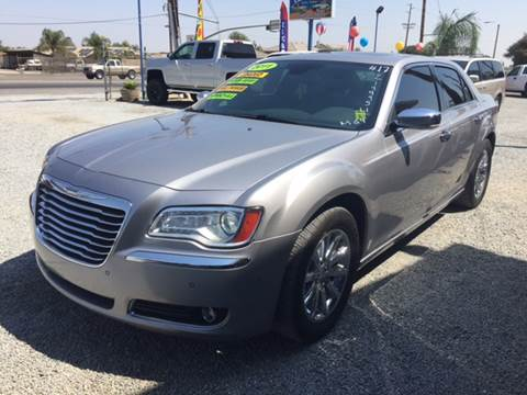 2011 Chrysler 300 for sale at LA PLAYITA AUTO SALES INC - Tulare Lot in Tulare CA