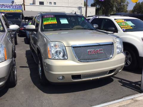 2008 GMC Yukon for sale at LA PLAYITA AUTO SALES INC in South Gate CA