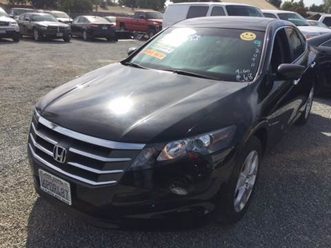 2011 Honda Accord Crosstour for sale in Tulare, CA