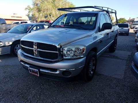 2007 Dodge Ram Pickup 2500 for sale in Fallon, NV