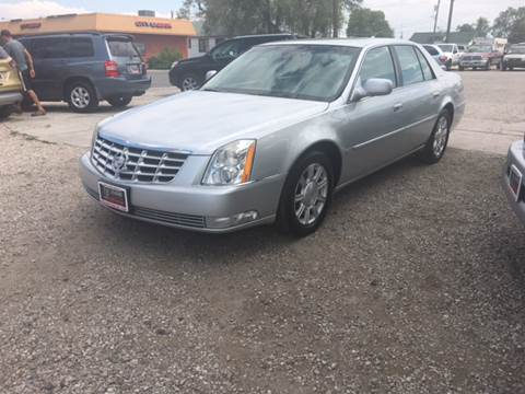 2009 Cadillac DTS for sale in Fallon, NV