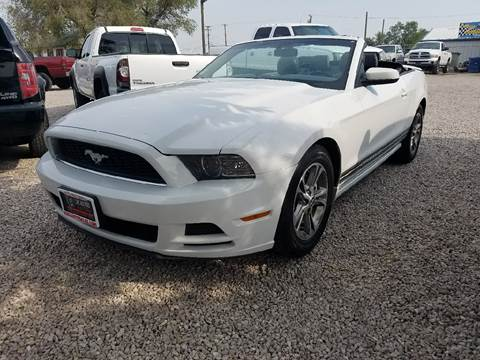 2014 Ford Mustang for sale in Fallon, NV