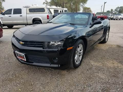 2014 Chevrolet Camaro for sale in Fallon, NV