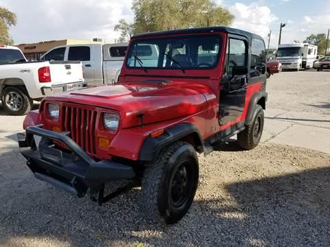 1994 Jeep Wrangler for sale in Fallon, NV