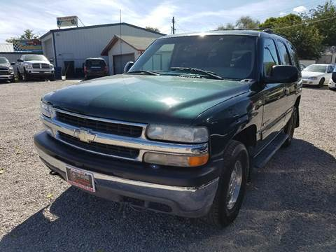 2001 Chevrolet Tahoe for sale in Fallon, NV