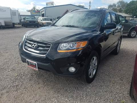 2011 Hyundai Santa Fe for sale in Fallon, NV