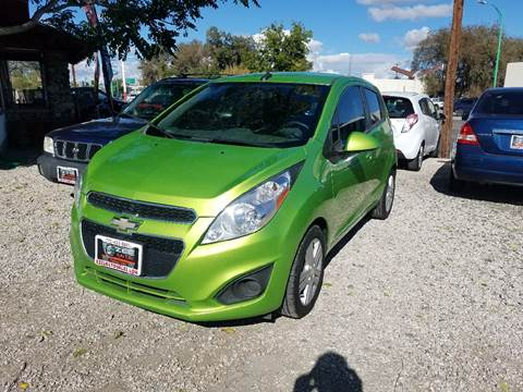 2014 Chevrolet Spark for sale in Fallon, NV