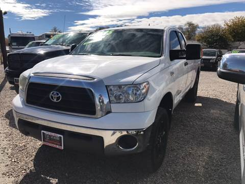 2007 Toyota Tundra for sale in Fallon, NV