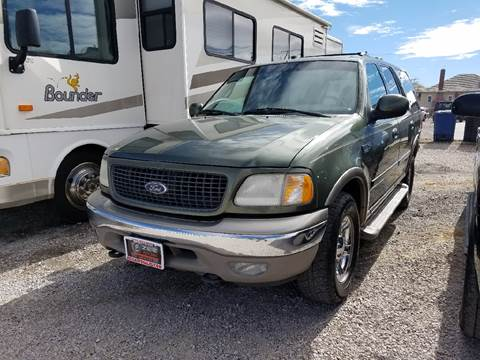 2000 Ford Expedition for sale in Fallon, NV