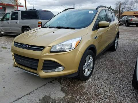 2015 Ford Escape for sale in Fallon, NV