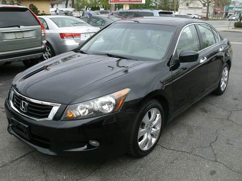 2008 Honda Accord for sale in Westbury, NY
