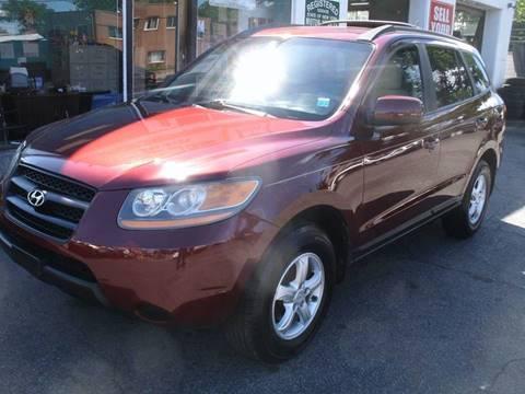 2008 Hyundai Santa Fe for sale in Westbury, NY