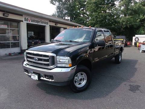 2004 Ford F-250 Super Duty for sale in Edison, NJ