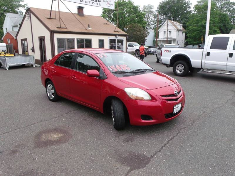 2007 Toyota Yaris 4dr Sedan (1.5L I4 4A) - Edison NJ