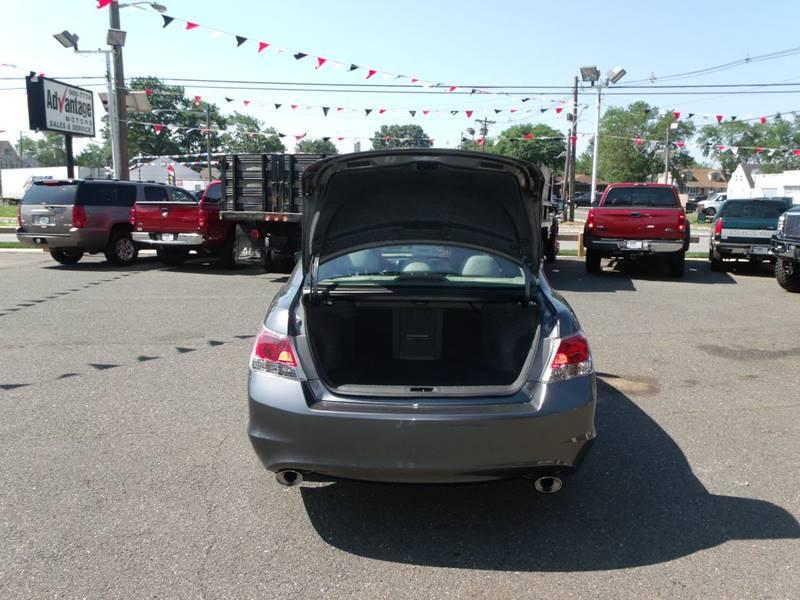 2008 Honda Accord EX-L V6 4dr Sedan 5A - Edison NJ