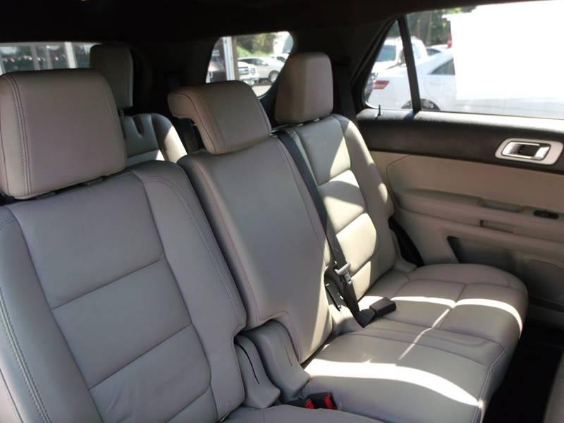2014 Ford Explorer AWD XLT 4dr SUV - Edison NJ