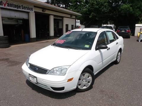 2007 Ford Focus for sale in Edison, NJ
