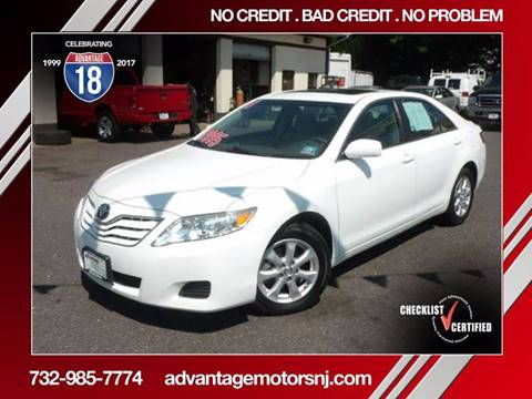 2011 Toyota Camry for sale in Edison, NJ