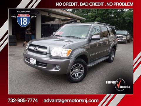 2006 Toyota Sequoia for sale in Edison, NJ