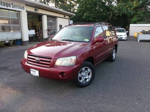 2004 Toyota Highlander for sale in Edison, NJ