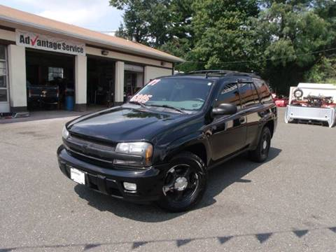 2007 Chevrolet TrailBlazer for sale in Edison, NJ