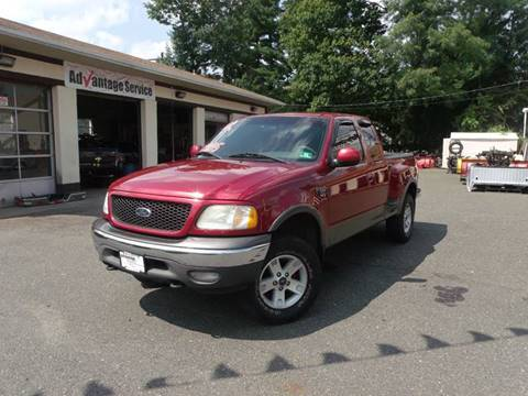 2002 Ford F-150 for sale in Edison, NJ