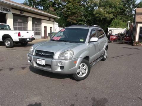 2008 Hyundai Tucson for sale in Edison, NJ