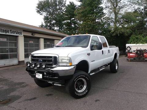 2001 Ford F-250 Super Duty for sale in Edison, NJ