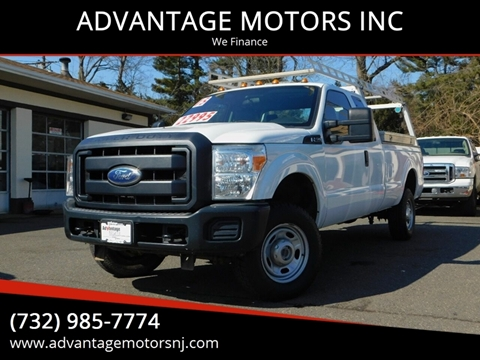 2015 Ford F-350 Super Duty for sale in Edison, NJ